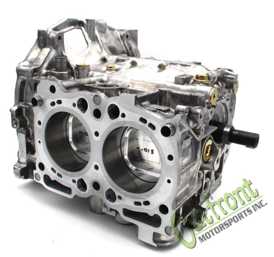 Closed Deck EJ20 Stroker (2.14l) Base Shortblock