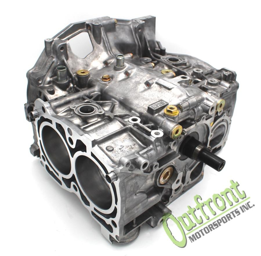 EJ257 New Shortblock W/ Forged Pistons Installed (Drop in STD Bore)