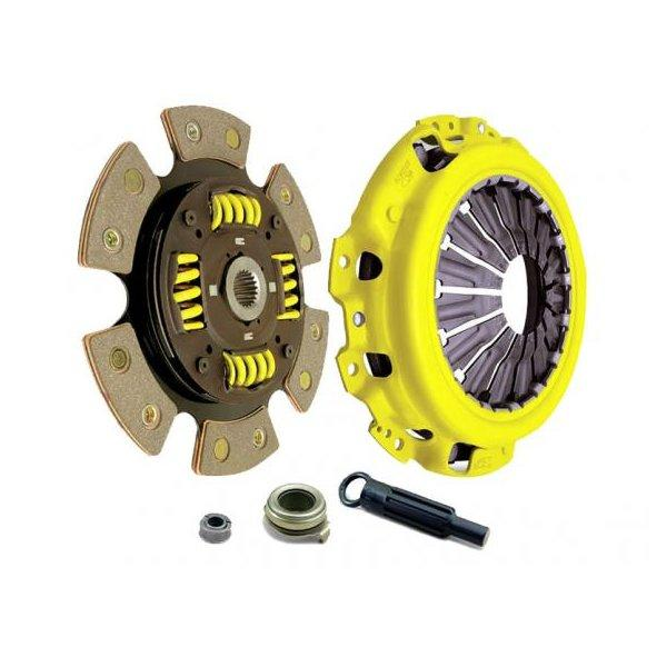 ACT Heavy Duty 6-Puck Disc Clutch Kit Subaru STI 04-12