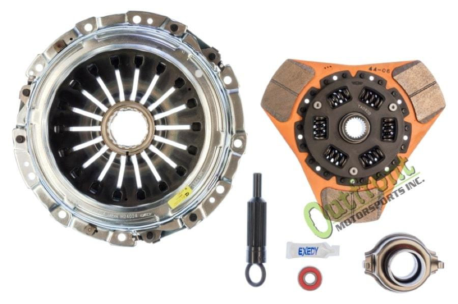 Exedy Stage 2 Cerametallic Disc Clutch Kit Subaru STI 04-12