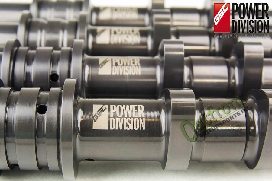 GSC Power-Division Billet S3 Camshaft set for EJ20 JDM/EURO WRX & STi with AVCS