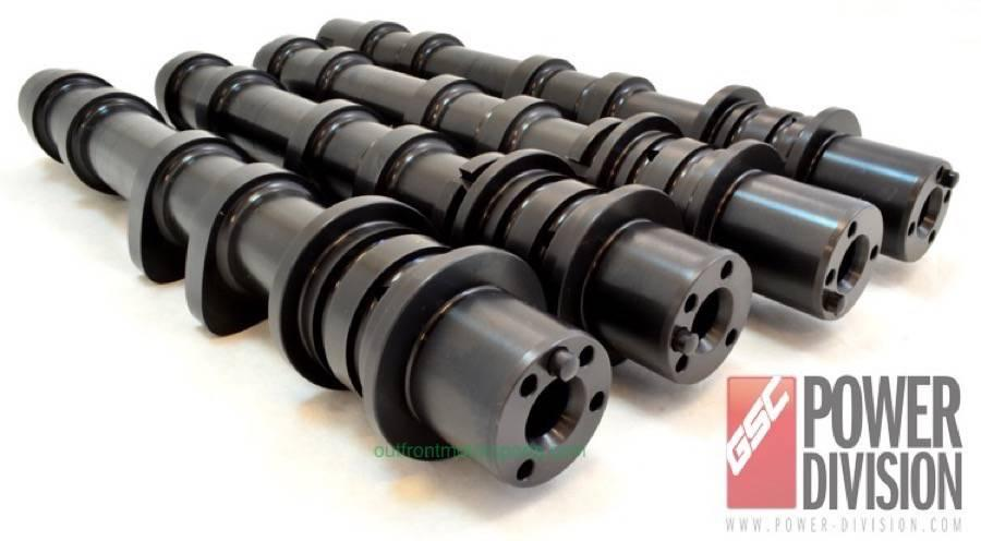 GSC Stage 1 EJ257 Billet Camshaft Set Dual AVCS (Intake and Exhaust)