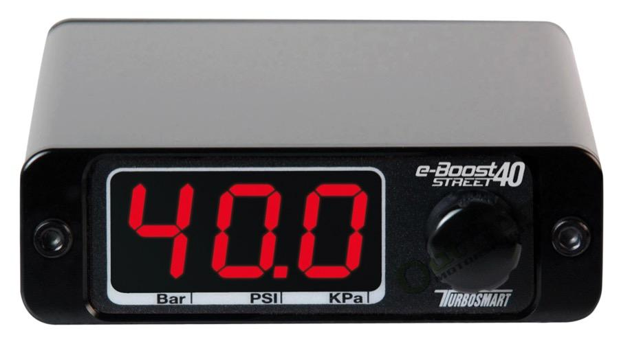 Turbosmart eBS e-Boost Street Electronic Boost Controller
