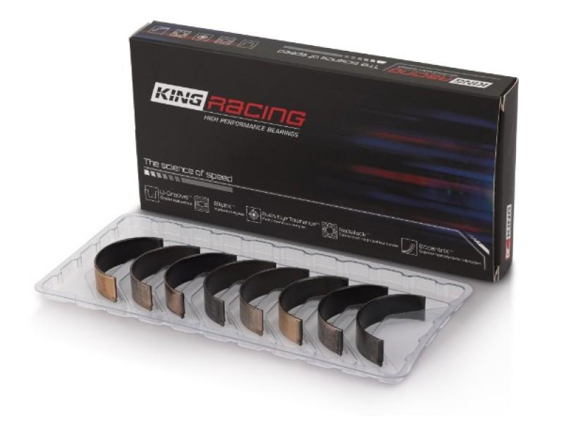 "King XPG Racing Series Rod Bearings for 52mm EJ Engines Standard .001"" Less Clearance"
