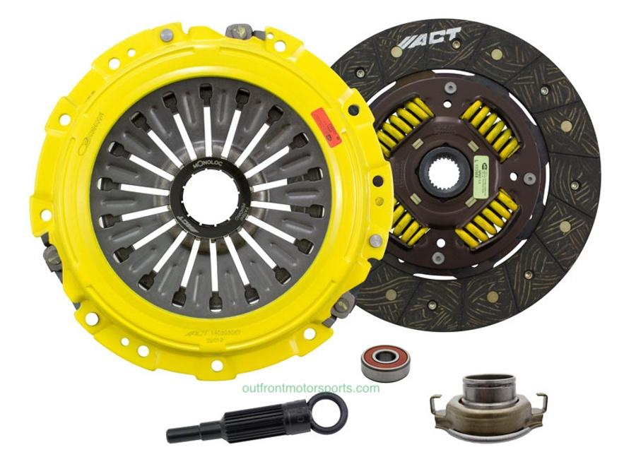 ACT 04+ Subaru Impreza STI 6MT HD-M/Performance Street Sprung Clutch Kit