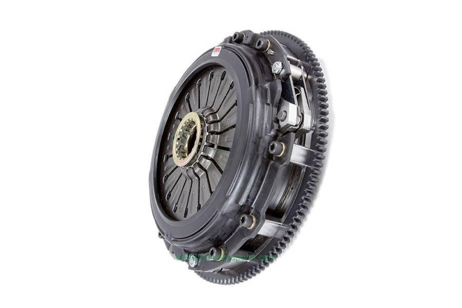 Competition Clutch STI 240mm MPC Twin CERAMIC Clutch Kit EJ25 6 Speed