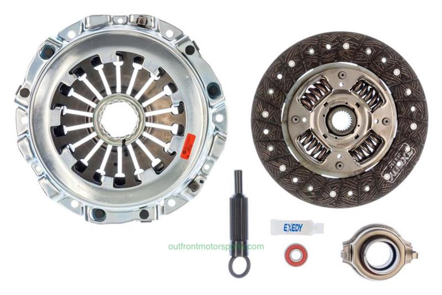 Exedy Stage 1 Heavy Duty Organic Disc Clutch Kit 02-05 WRX