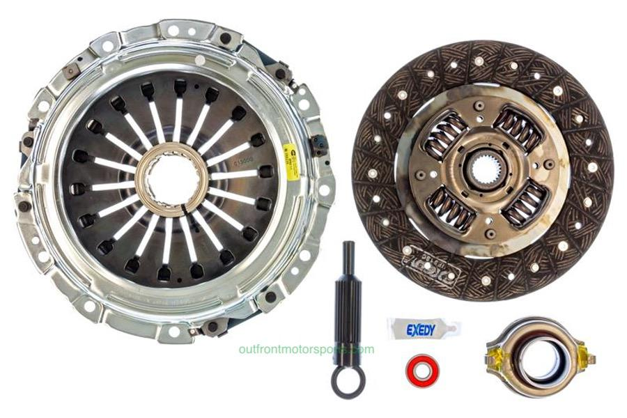 Exedy Stage 1 HD Organic Disc Clutch Kit STI 2004-2012