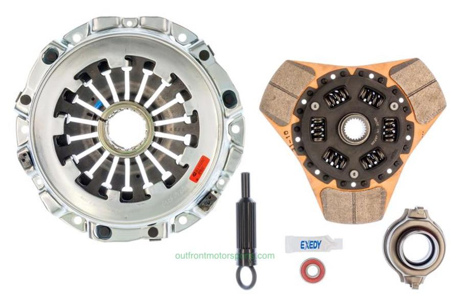 Exedy Stage 2 Cerametallic Clutch Kit Thin Disk 02-05 WRX