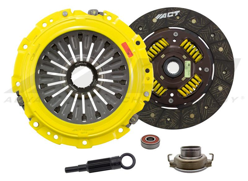 ACT Heavy Duty Performance Street Disc Clutch Kit STI 04-12