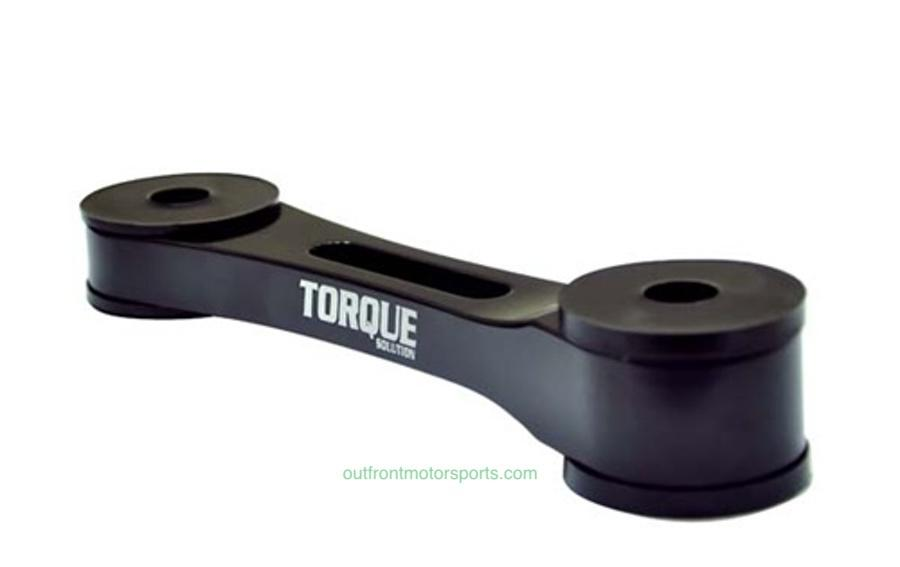 Torque Solution Billet Aluminum Pitch Stop Tranny Mount