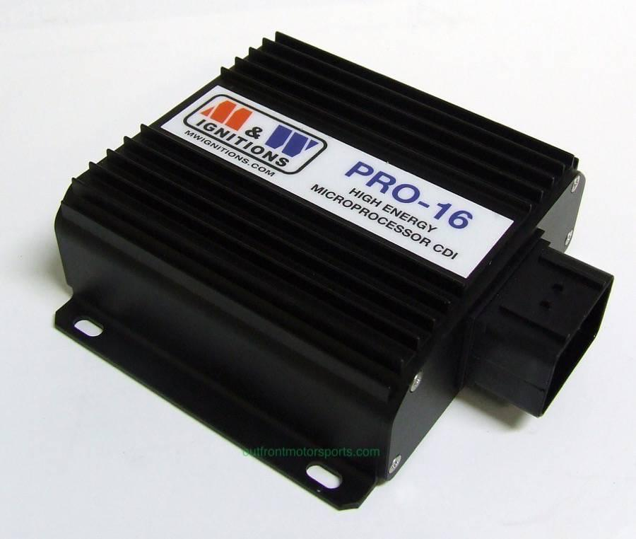 M&W Pro-16 (Pair) CDI Ignition Box