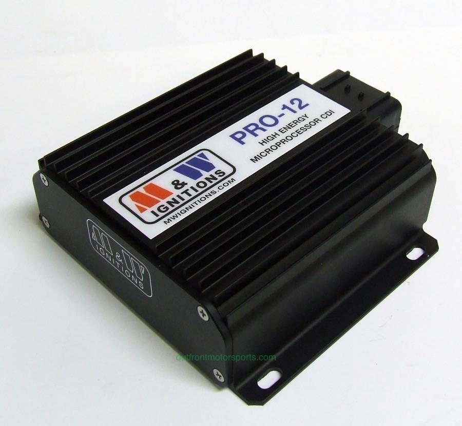 M&W Pro-12 CDI Ignition Box