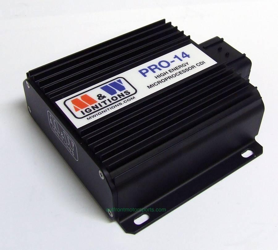M&W Pro-14 CDI Ignition Box