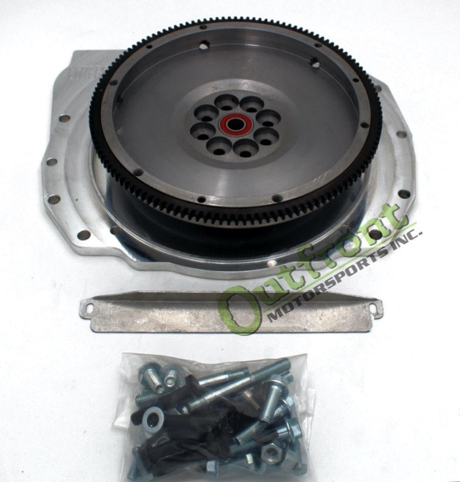 "Outfront Motorsports Subaru Adapter Kit 9"" (228mm Flywheel)"