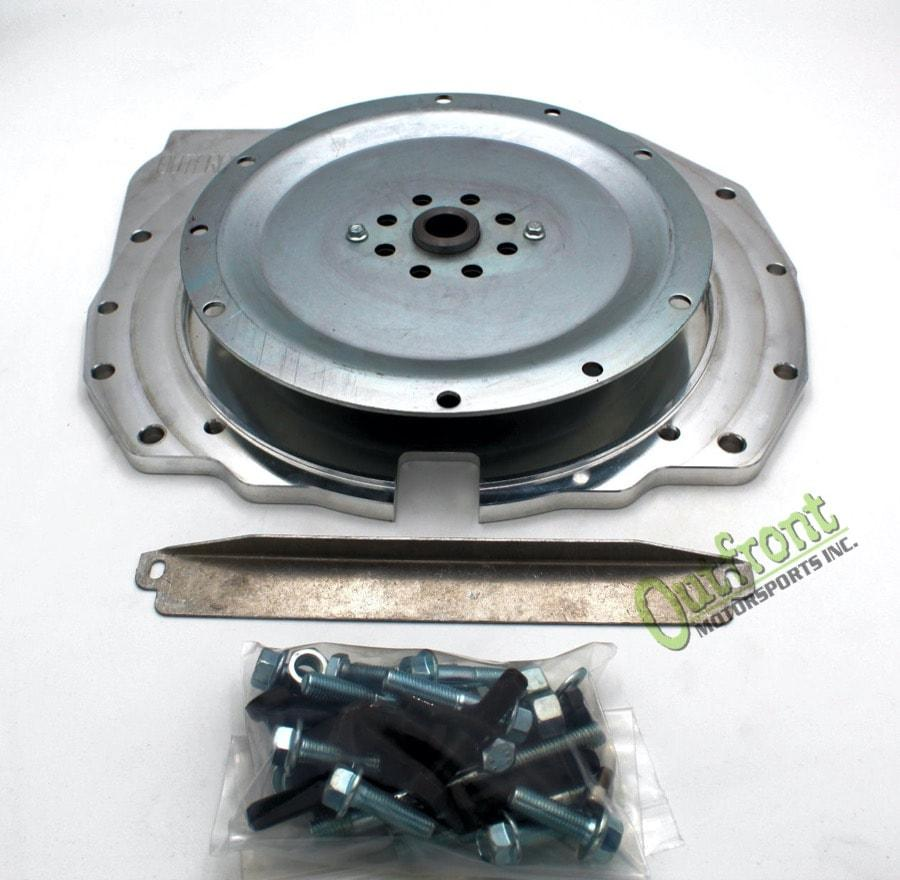 Outfront Motorsports Subaru to VW Automatic Adapter Plate and Flex Plate  Kit