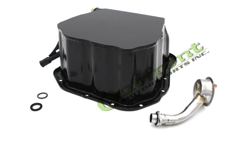 Outfront Motorsports Modified Shorted Rear Engine Oil Pan and Pickup (Non Turbo)
